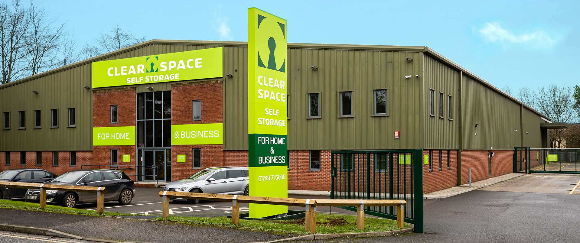 Clear Space Self Storage Somerset